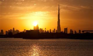 23 Bellas Puestas De Sol En Grandes Ciudades