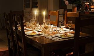 Chiste: Cena En Casa De Mi Novia