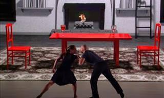 ¿Danza Clásica y Tecnología Moderna Juntos?
