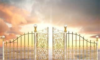 Chiste: Un Encuentro Inesperado En El Cielo