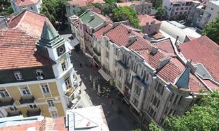 Plovdiv, Una De Las Ciudades Más Antiguas De Europa