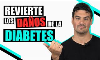 Revierte Los Daños De La Diabetes De Forma Natural
