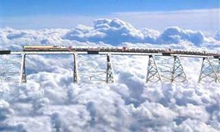 8 Viajes En Tren Peligrosos...