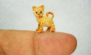 El Crochet También Es Una Forma De Arte...