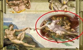 Secretos De Las 7 Pinturas Más Famosas De Todos Los Tiempos