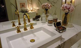 Mantén Tu Baño Reluciente Con Estos 15 Consejos