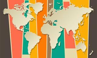 Viaja Por El Mundo Con Este Mapa Interactivo