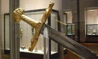 La Lista De Las 8 Espadas Más Famosas De La Historia