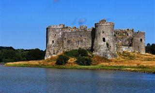 10 Castillos Abandonados De Todo El Mundo