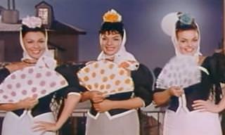 Volvamos a Los  60's Con Este Nostálgico Flamenco
