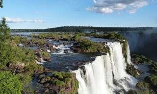 Increíble Tour Virtual Por Las Cataratas de Iguazú