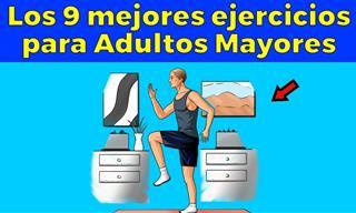Rutina De Ejercicios Completa Para Adultos Mayores De 65 Años