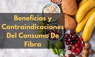 ¿Cuáles Son Los Beneficios y Reacciones Adversas De La Fibra?