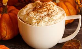 Disfruta Del Otoño Con Un Té Chai Latte De Calabaza