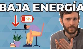 Conoce Las Causas Por Las Que Te Sientes Con Poca Energía