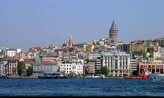 Recorriendo El Lado Más Bello De Estambul