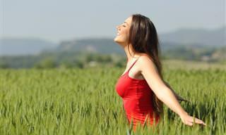 Ventajas De Respirar Profundamente Cada Día