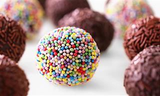Brigadeiros De Chocolate Muy Fácil Con 3 Ingredientes