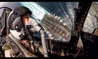 Esto Es Lo Que Se Siente Al Volar Un Avión de Combate