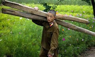 ¡Impactantes Fotos Del Día a Día En Corea Del Norte!