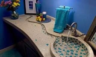 ¡Deslumbrantes y Creativos Diseños De Baños!
