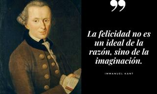 12 Frases Célebres Del Filósofo Immanuel Kant