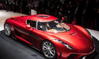Koenigsegg Regera: El Automóvil Más Atractivo Del Motor