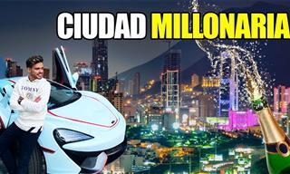 Bienvenidos a La Ciudad Más Rica De Latinoamérica