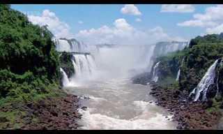 Las Imponentes Cataratas de Iguazú