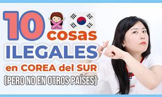 10 Cosas Sorprendentes Que Son Ilegales En Corea Del Sur