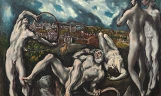 10 Obras Principales De El Greco