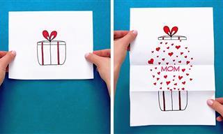 Ideas De Regalo Que Puedes Hacer Tú Mismo Para El Día De La Madre