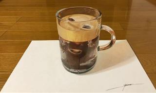 Artista Japonés De 18 Años Crea Asombrosas Obras Realistas