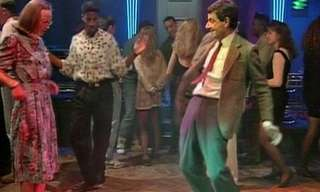 Mr. Bean Tiene Una Cita...