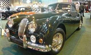 Venta De Autos Clásicos Por 100 Millones De Libras
