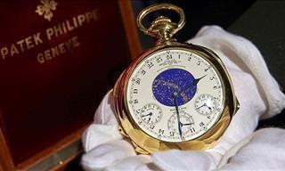 Estos Son Los 10 Relojes Más Costosos Del Mundo