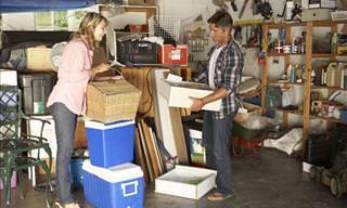 8 Usos Extraordinarios Para Las Cosas Acumuladas En Tu Garaje