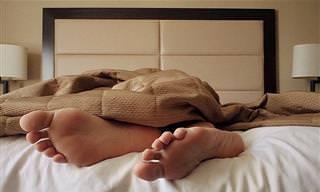 Un Masaje De Pies Con Aceites Esenciales Para Dormir Mejor