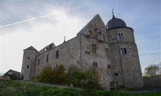 Siéntete Como De La Realeza En Estos Hoteles-Castillos