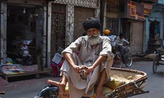 Cuento Para Reflexionar: El Anciano Sabio y El Hombre