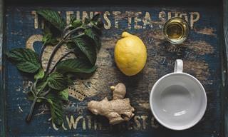 Sobre Los Excelentes Beneficios Del Té De Jengibre