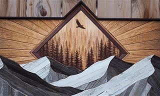 12 Asombrosas Piezas De Carpintería Que Celebran La Naturaleza
