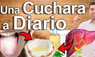 Solo 1 Cucharada De Aceite De Coco A Diario