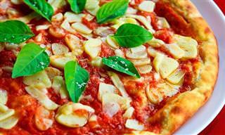Test: Dime Cómo Eres y Te Diré Qué Tipo De Pizza Es La Tuya