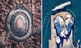 15 Fotos Aéreas De Patrimonios De La Humanidad de la UNESCO