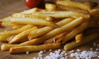 Investigación Estudia La Razón Detrás Del Antojo De Alimentos Salados
