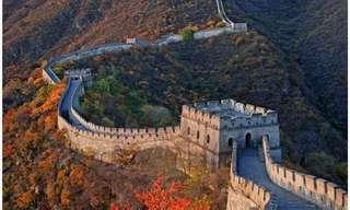 La Imponente Muralla Que Marcó Historia…