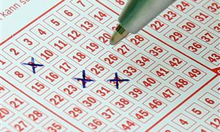 Chiste: La Mujer y La Lotería