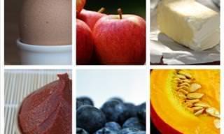 Guía: 18 Alimentos Bajos En Calorías