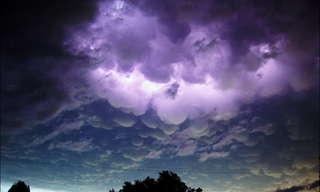 Los Hermosos Gigantes Del Cielo